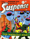 Cover for Amazing Stories of Suspense (Alan Class, 1963 series) #93