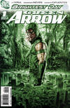 Cover Thumbnail for Green Arrow (2010 series) #1 [Second Printing]