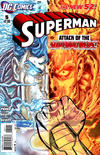 Cover Thumbnail for Superman (2011 series) #5