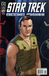 Cover Thumbnail for Star Trek: Mirror Images (2008 series) #1 [Cover B - David Messina]
