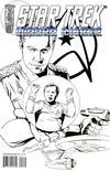 Cover Thumbnail for Star Trek: Mirror Images (2008 series) #2 [Cover B - Joe Corroney Black & White]