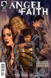 Cover Thumbnail for Angel & Faith (2011 series) #6 [Steve Morris Cover]