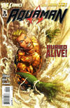 Cover Thumbnail for Aquaman (2011 series) #5