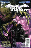 Cover for Batman: The Dark Knight (DC, 2011 series) #5