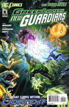 Cover for Green Lantern: New Guardians (DC, 2011 series) #5 [Direct Edition]
