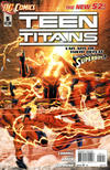 Cover for Teen Titans (DC, 2011 series) #5 [Direct Sales]