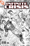 Cover Thumbnail for Infinite Crisis (2005 series) #4 [2nd Printing Sketch Cover]