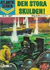 Cover for Atlanticserien (Atlantic Förlags AB, 1977 series) #4/1977