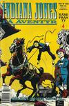 Cover for Indiana Jones på äventyr (Semic, 1993 series) #6/1993