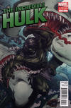 Cover Thumbnail for The Incredible Hulk (2011 series) #2 [Second Printing Variant Cover by Marc Silvestri]
