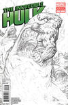 Cover Thumbnail for The Incredible Hulk (2011 series) #2 [Direct Market Sketch Variant Cover by Marc Silvestri]