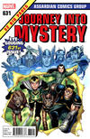 Cover for Journey into Mystery (Marvel, 2011 series) #631 [Marvel Comics 50th Anniversary Variant Cover]