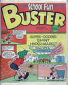 Cover for Buster (IPC, 1960 series) #9 February 1985 [1257]