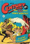 Cover for Century, The 100 Page Comic Monthly (K. G. Murray, 1956 series) #11