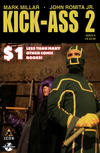 Cover for Kick-Ass 2 (Marvel, 2010 series) #6 [Photo Variant Cover]