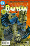 Cover for Batman (DC, 1940 series) #532