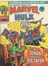 Cover for The Mighty World of Marvel (Marvel UK, 1972 series) #98