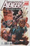 Cover for Avengers: The Children's Crusade (Marvel, 2010 series) #8