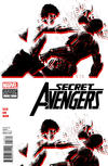 Cover for Secret Avengers (Marvel, 2010 series) #18 [Direct Market Variant Cover]