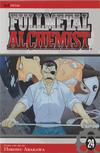 Cover for Fullmetal Alchemist (Viz, 2005 series) #24