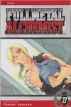 Cover for Fullmetal Alchemist (Viz, 2005 series) #27