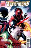 Cover Thumbnail for Defenders (2012 series) #2 [Direct Market Venom Variant Cover by Chris Stevens]