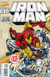 Cover for Iron Man (Marvel, 1968 series) #310 [Newsstand Edition]