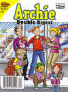 Cover for Archie Double Digest (Archie, 2011 series) #224 [Newsstand]
