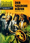 Cover for Illustrierte Klassiker [Classics Illustrated] (Norbert Hethke Verlag, 1991 series) #11 - Der goldene Käfer