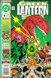Cover Thumbnail for Green Lantern Corps Quarterly (1992 series) #4 [Newsstand]