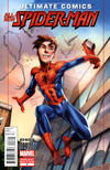 Cover for Ultimate Comics Spider-Man (Marvel, 2011 series) #6 [Direct Market Variant Cover by Mark Bagley]