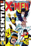 Cover Thumbnail for Essential Uncanny X-Men (1999 series) #1 [2nd printing]