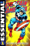 Cover Thumbnail for Essential Captain America (2000 series) #1 [2nd printing]
