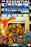 Cover for Essential Fantastic Four (Marvel, 1998 series) #8