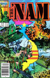 Cover for The 'Nam (Marvel, 1986 series) #1 [Newsstand]