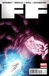 Cover for FF (Marvel, 2011 series) #14