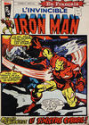 Cover for L'Invincible Iron Man (Editions Héritage, 1972 series) #2