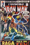 Cover for L'Invincible Iron Man (Editions Héritage, 1972 series) #3