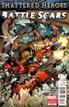 Cover for Battle Scars (Marvel, 2012 series) #3