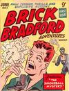 Cover for Brick Bradford Adventures (Magazine Management, 1955 series) #1