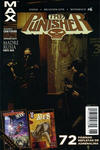Cover for Marvel Max: The Punisher (Editorial Televisa, 2011 series) #6