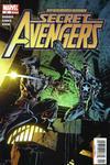 Cover for Los Vengadores Secretos, Secret Avengers (Editorial Televisa, 2011 series) #5