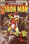 Cover for L'Invincible Iron Man (Editions Héritage, 1972 series) #26