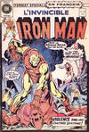 Cover for L'Invincible Iron Man (Editions Héritage, 1972 series) #28