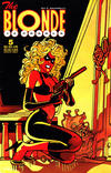 Cover for The Blonde: 12 Pearls (Fantagraphics, 1996 series) #5