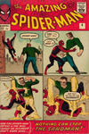 Cover for The Amazing Spider-Man (Marvel, 1963 series) #4 [British]