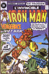 Cover for L'Invincible Iron Man (Editions Héritage, 1972 series) #33