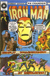 Cover for L'Invincible Iron Man (Editions Héritage, 1972 series) #34