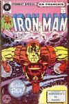 Cover for L'Invincible Iron Man (Editions Héritage, 1972 series) #35