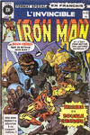 Cover for L'Invincible Iron Man (Editions Héritage, 1972 series) #43